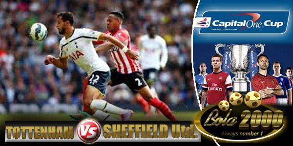 Prediksi Skor Bola Tottenham Vs Sheffield United 22 Jan 2015
