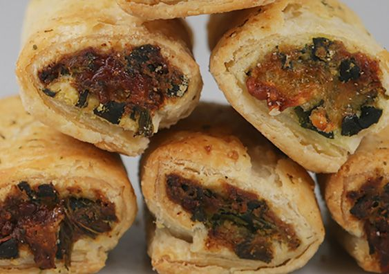 Spinach & Ricotta Rolls (Mini) (V) - WA Finger Food Catering Perth Catering to Perth and surrounding areas since 1996. CALL US NOW 1800 216 902!