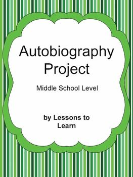 This autobiography project involves making a family tree, interviewing family members, and essay writing. $