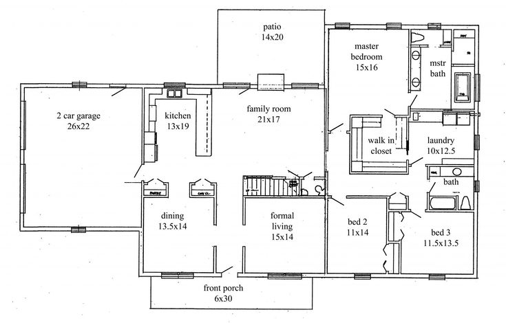 10 Awesome Raised Ranch House Ideas Ranch House Plans Basement House Plans Home Addition Plans