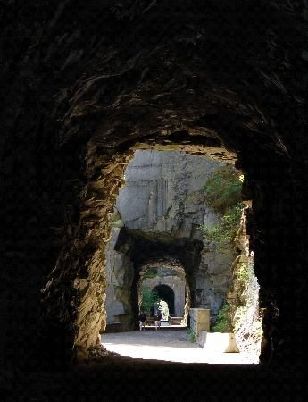 Othello Tunnels, Hope, BC, Canada