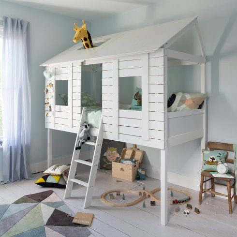 784 best images about unique nursery ideas on pinterest for Treehouse kids room