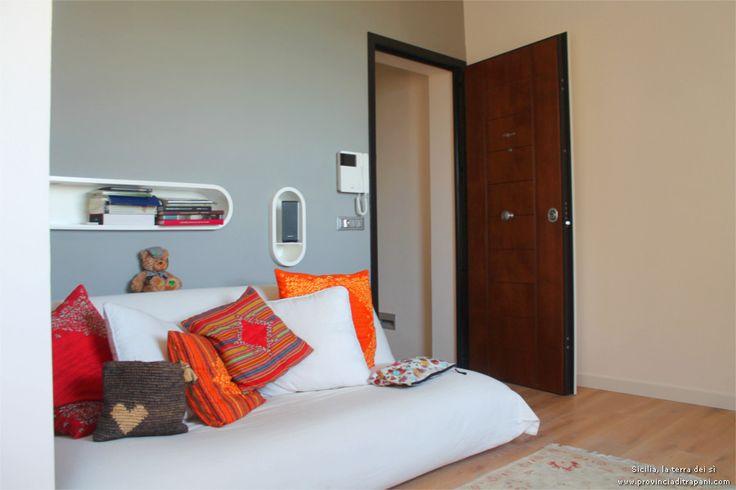 Trapani, affitto per vacanze di appartamento attico e superattico di lusso in pieno centro storico. Esclusività e prestigio per un soggiorno di puro piacere.