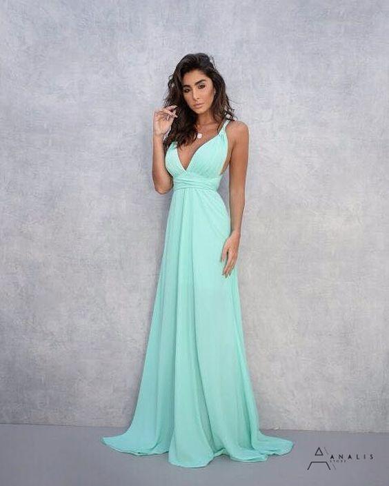 Fiesta 2019 Vestido TiffanyVestidos Em De QdtrshxC