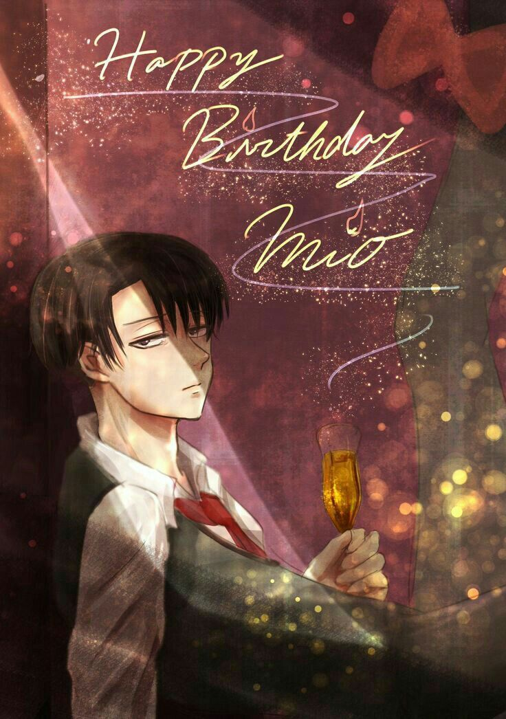 With You [Levi X Reader] End | anime pict | Levi ackerman