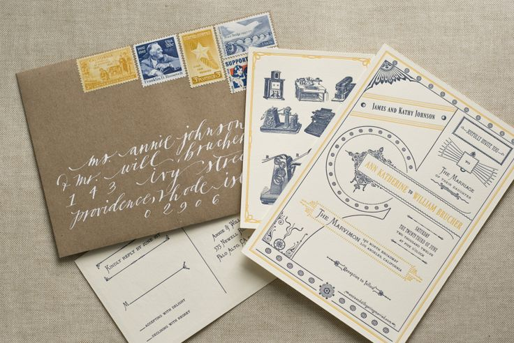 The Beauty of Letterpress: Victorian Ephemera-Inspired Wedding Suite http://thebeautyofletterpress.com