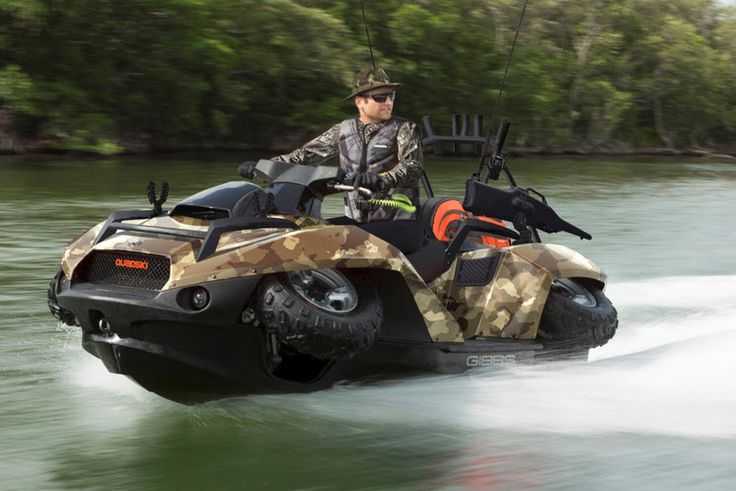 Quadski the Amphibious ATV Scheduled for Sale in USA This Year