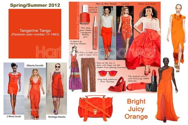 7 best Trend: Tangerine Tango