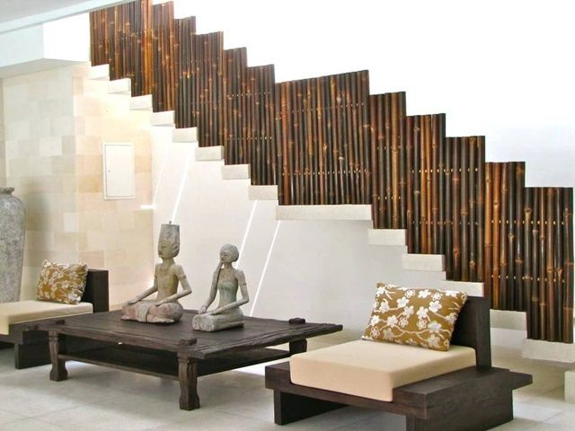 40 Rustic Bamboo Interior Designs And Crafts With Images Bamboo Decor