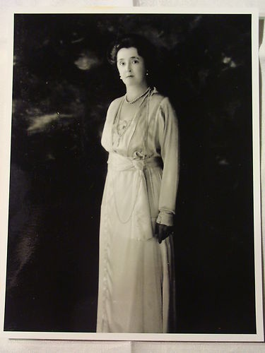 Titanic first-class passenger Lady Lucile Duff Gordon