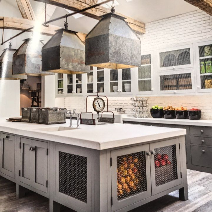 Diane Keaton's Kitchen as featured in her new book The House That Pinterest Built  #thehousethatpinterestbuilt #rizzoli #barneysny #bny #chelseapassage #beverlyhills #goals #kitchen #dream