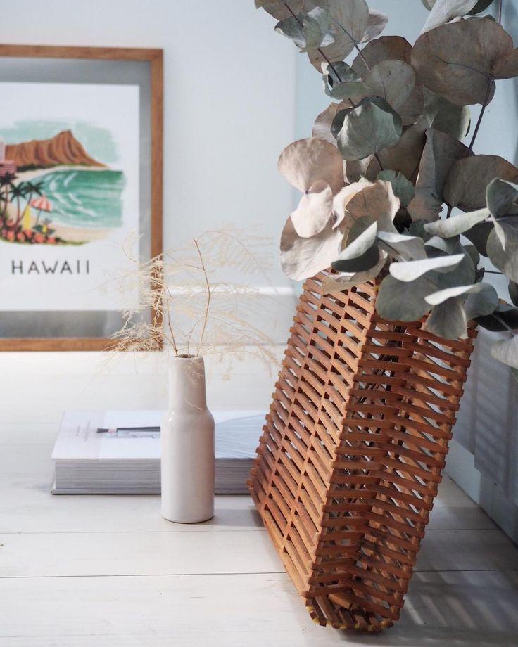 trop facile de faire une belle photo avec ce panier en bois chiner brocante sac. Black Bedroom Furniture Sets. Home Design Ideas