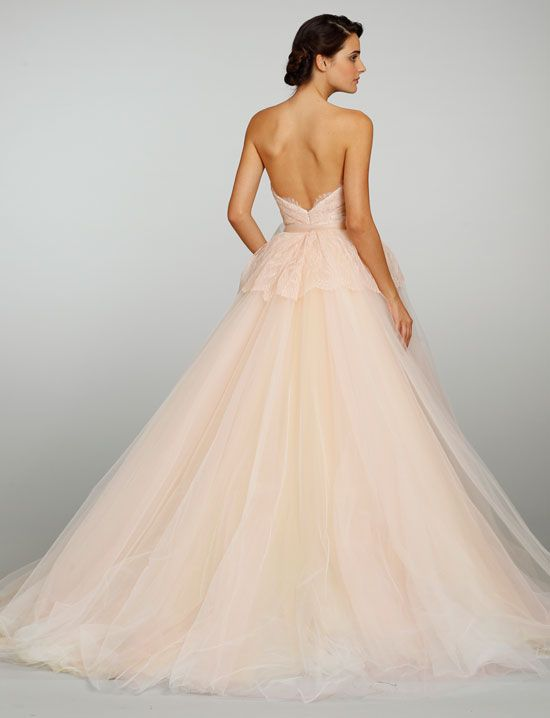 Bridal gowns wedding dresses by lazaro style lz3300 for How much is a lazaro wedding dress