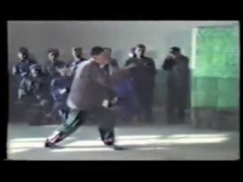 Very Rare Bagua Old Masters Demonstration. Take not. This guy was 70 years old when he made this video. 70!