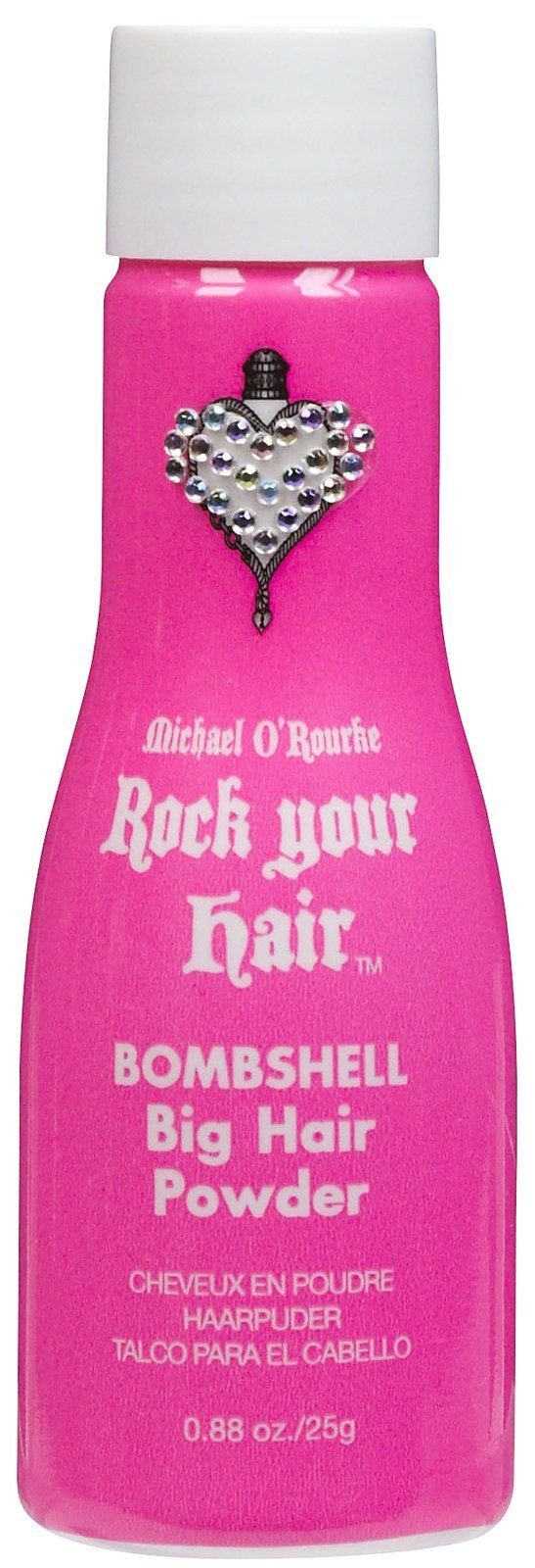 Rock Your Hair Bombshell Big Hair Powder...AWESOME STUFF!