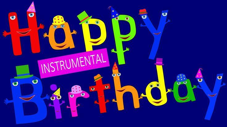Скачать happy birthday to you