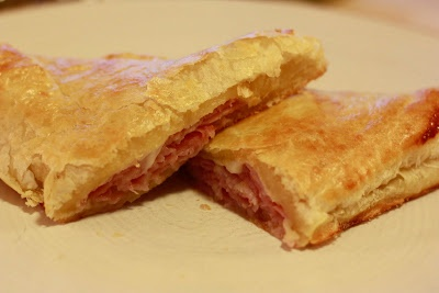 Mmm...Cafe: Baked Monte Cristo Sandwiches