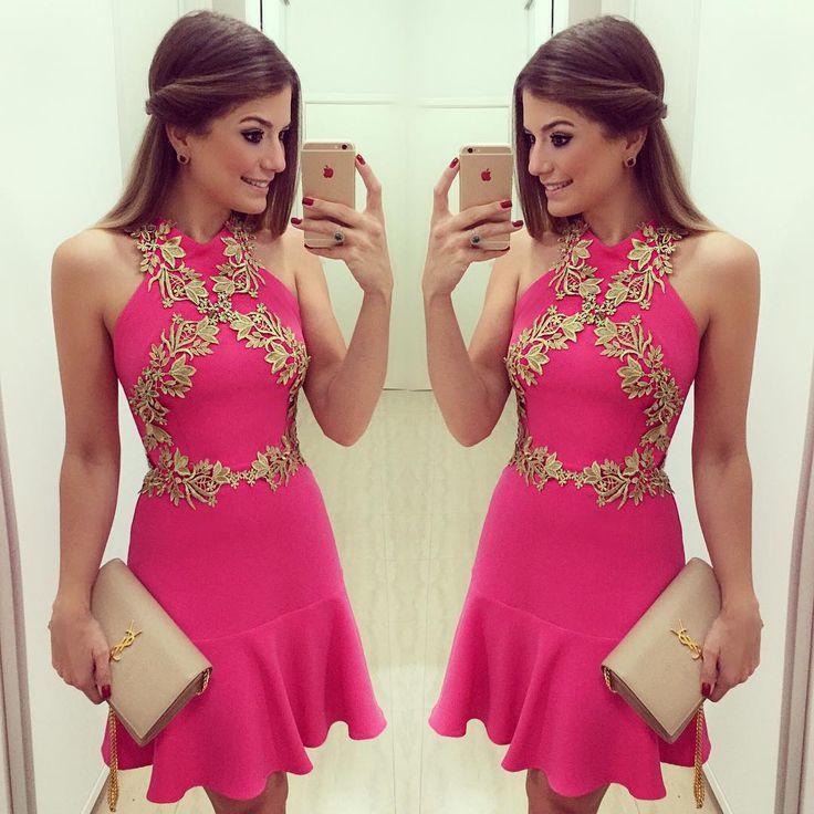 """""""{Pink} Dress @bambola_siteoficial A marca agora está com site para venda no varejo viu meninas? Quem sempre babava nos meus looks Bambola, agora pode…"""""""
