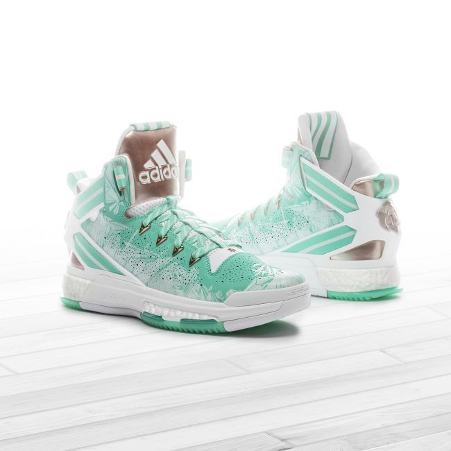 PICS: adidas Reveals Their Christmas Collection Of Kicks With The D Rose 6,  Crazylight Boost & Crazy 8