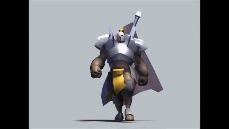 Demo Reel 2013 - Character Animations