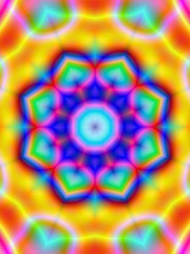 Inner life Mandala