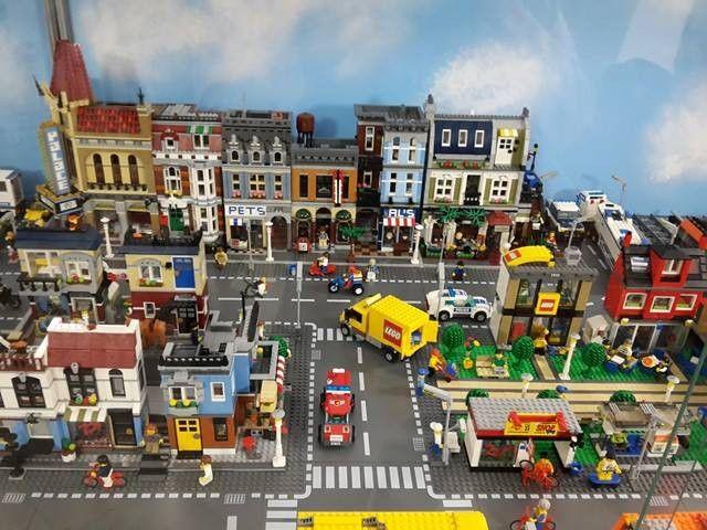 Bricklandia je miesto, kde je všetko postavené z kociek lega - Základné školy - SkolskyServis.TERAZ.sk