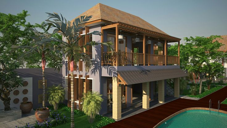 Tropical house//design and visual by Cart Project Indonesia