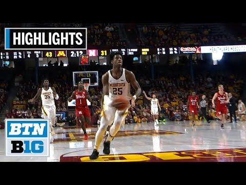Highlights: Gophers Cruise Past Cornhuskers | Nebraska at ...