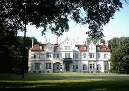 Jablon palac Poland
