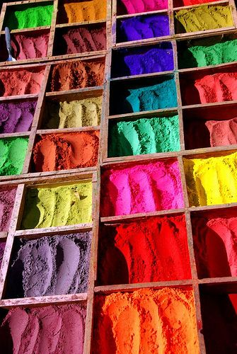 Colors of Nepal