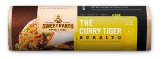 The Sweet Earth - The Curry Tiger Burrito