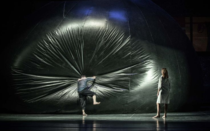 Faust | Teatr Polski - Dorota Nawrot | Set Design & Costumes
