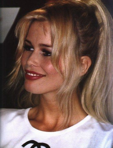 Claudia Schiffer - The top fashion model of all times
