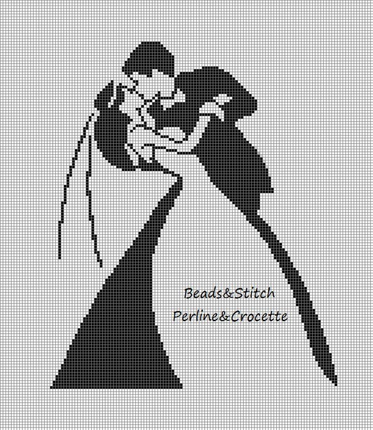 Estremamente 128 best Punto croce Sposi images on Pinterest | Crossstitch  WY22