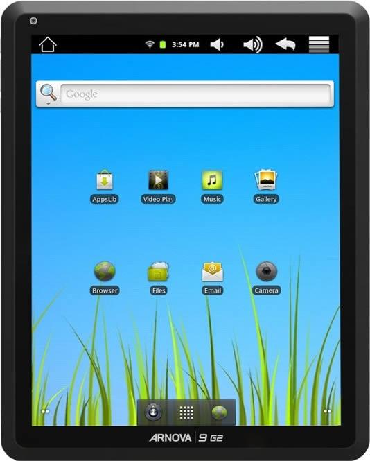 Archos Arnova 9 G2 Tablet
