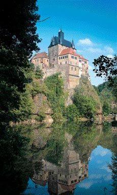Burg Kriebstein - Sachsen