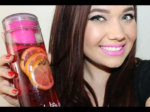My Top 3 Detox Waters for Weight Loss, Calming, And On The Go!