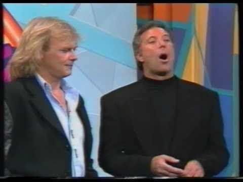 A bit of magic.......John Farnham with Tom Jones - My Yiddishe Momme - (former TV Show, Hey Hey It's Saturday 10th Nov. 1990)