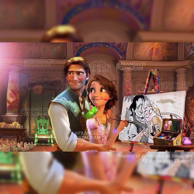 Instagram Post By Franglcd Disney FrozenDisney PixarWalt DisneyDisney DreamsDisney PrincessesDisney StuffTangled ImagesFlynn RiderRapunzel
