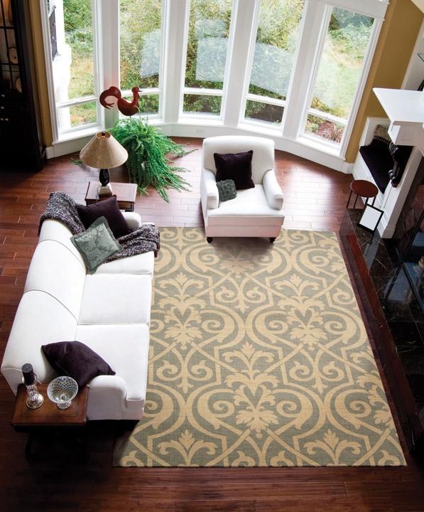 Persian Empire Area Rug 5 3 X7 Available At Avalon Flooring
