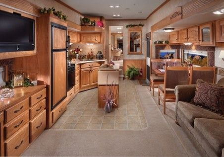 82 Best Rv Luxury Images On Pinterest