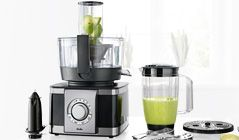 STUDIO® Küchenmaschine mit Entsafter