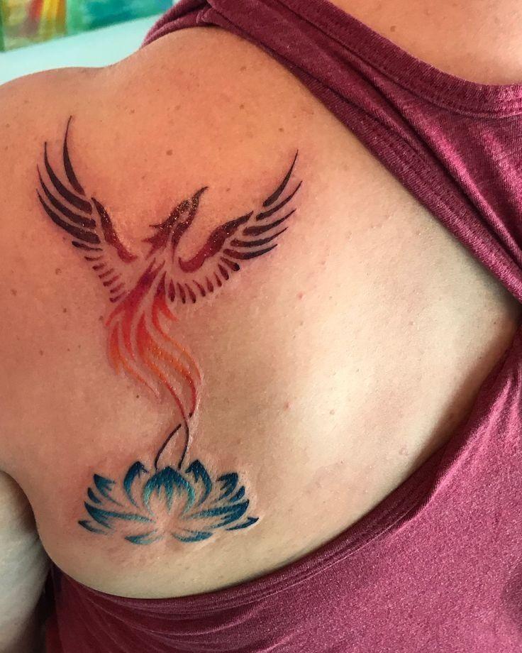 Nina persson tattoo