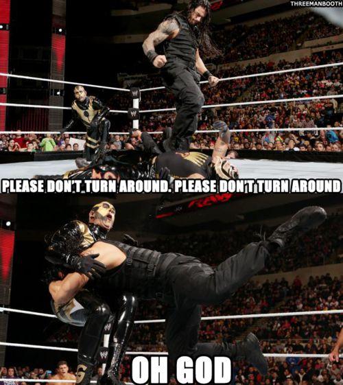 Roman Reigns lol | Tumblr