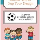 The+'Soccer+World+Cup+Tour+Design'+booklet+is+a+fantastic+resource+for+upper+primary/middle+school+students,+as+it+requires+collaboration,+problem+...