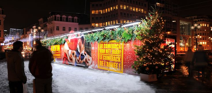 Sapins de Noel - Christmastrees - Nordmann - Boules de Noel - Articles de Noel