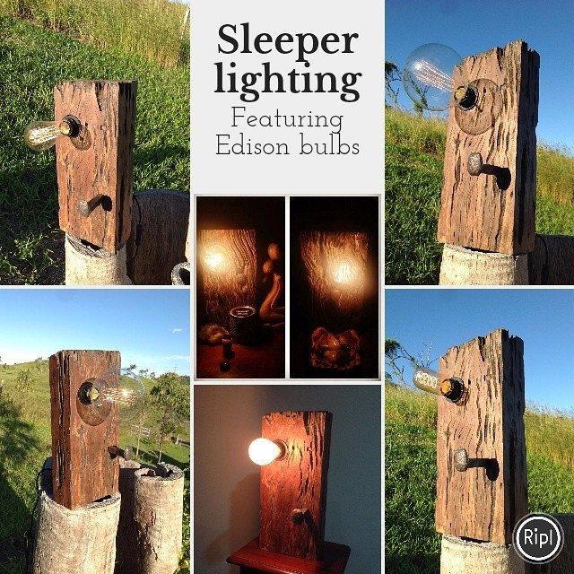Sleeper Lamps featuring #edisonbulbs #lamps #interiordesign #bespoke #interiordecorating #etsystore #beamorfinedesign #findamaker via @RiplApp