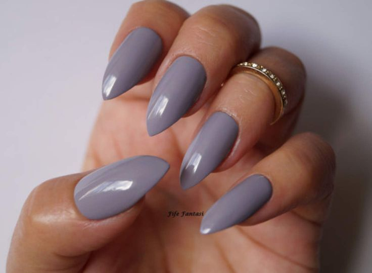 The 25 best fake nail designs ideas on pinterest dark nail grey stiletto nails nail art nail designs nails stiletto nails acrylic prinsesfo Gallery