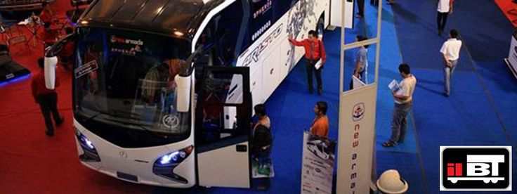 IIBT Surabaya 2015 - The 3rd Eastern Indonesia International Bus, Truck & Component Exhibition 2015 #ExpoIndonesia