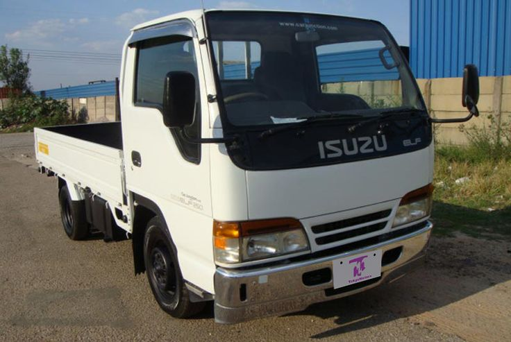 Stock No.TM1162822, Make: Isuzu, Model: Elf, Year: 1995, Chassis: NKR69E, Mileage: 198000km, Engine: 3.0, Fue: lDiesel, Gear: manual, Steering: Right Hand Drive (RHD), Color: White, Doors: 2, Seats: 2, Location: Zimbabwe